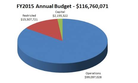 FY15 Annual Budget