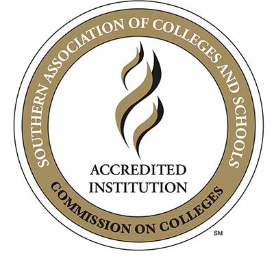 Southern Association of Colleges and Schools Comission on Colleges Accredited Institution