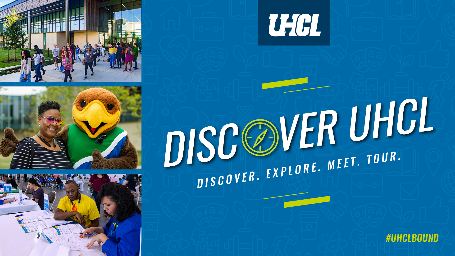 Discover UHCL