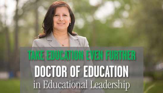 EdD Educational Doctoral Program