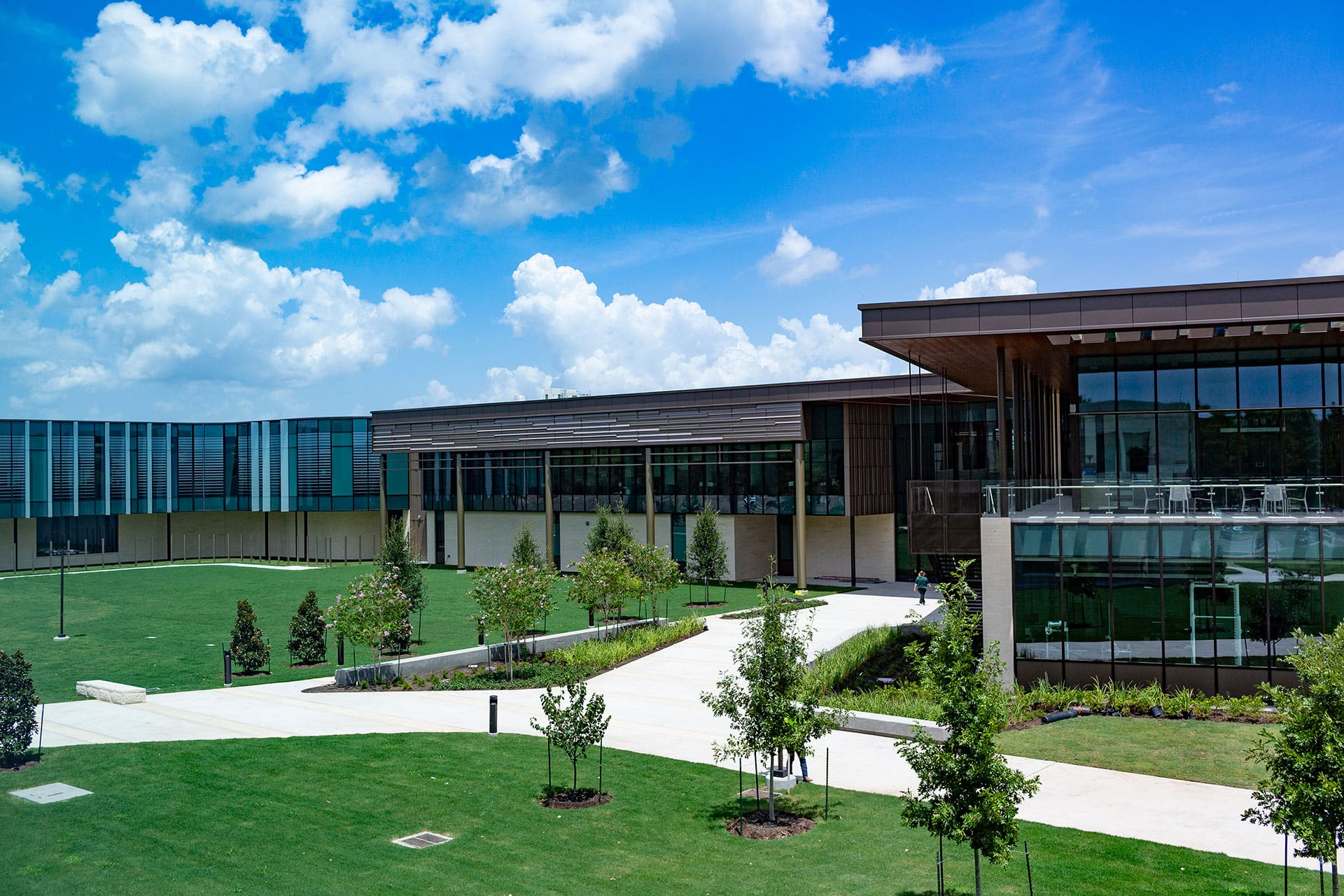 UHCL, state reps celebrate opening of new buildings