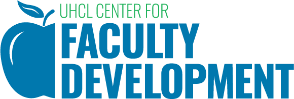 Center for Faculty Development Logo