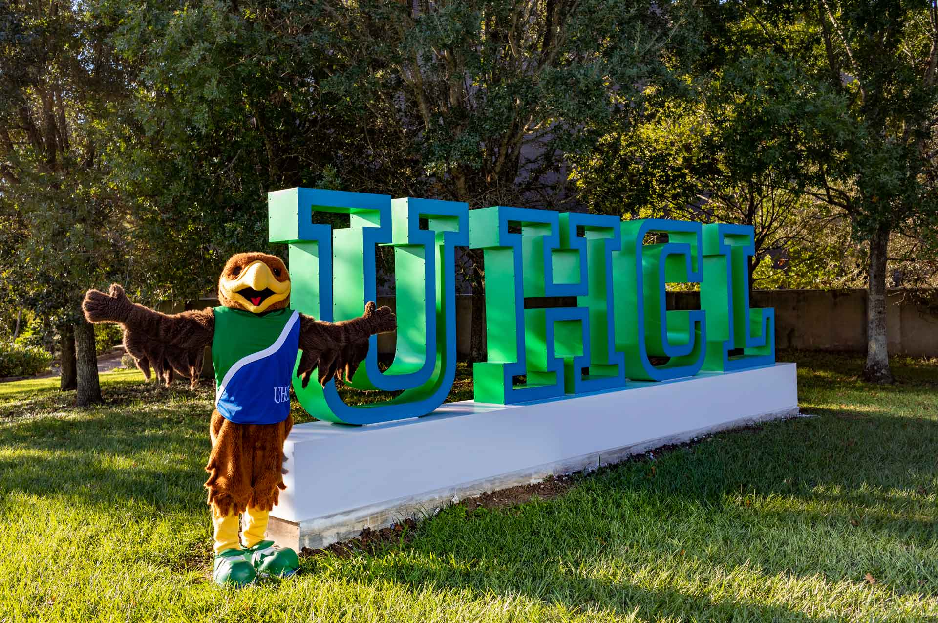 UHCL Letters