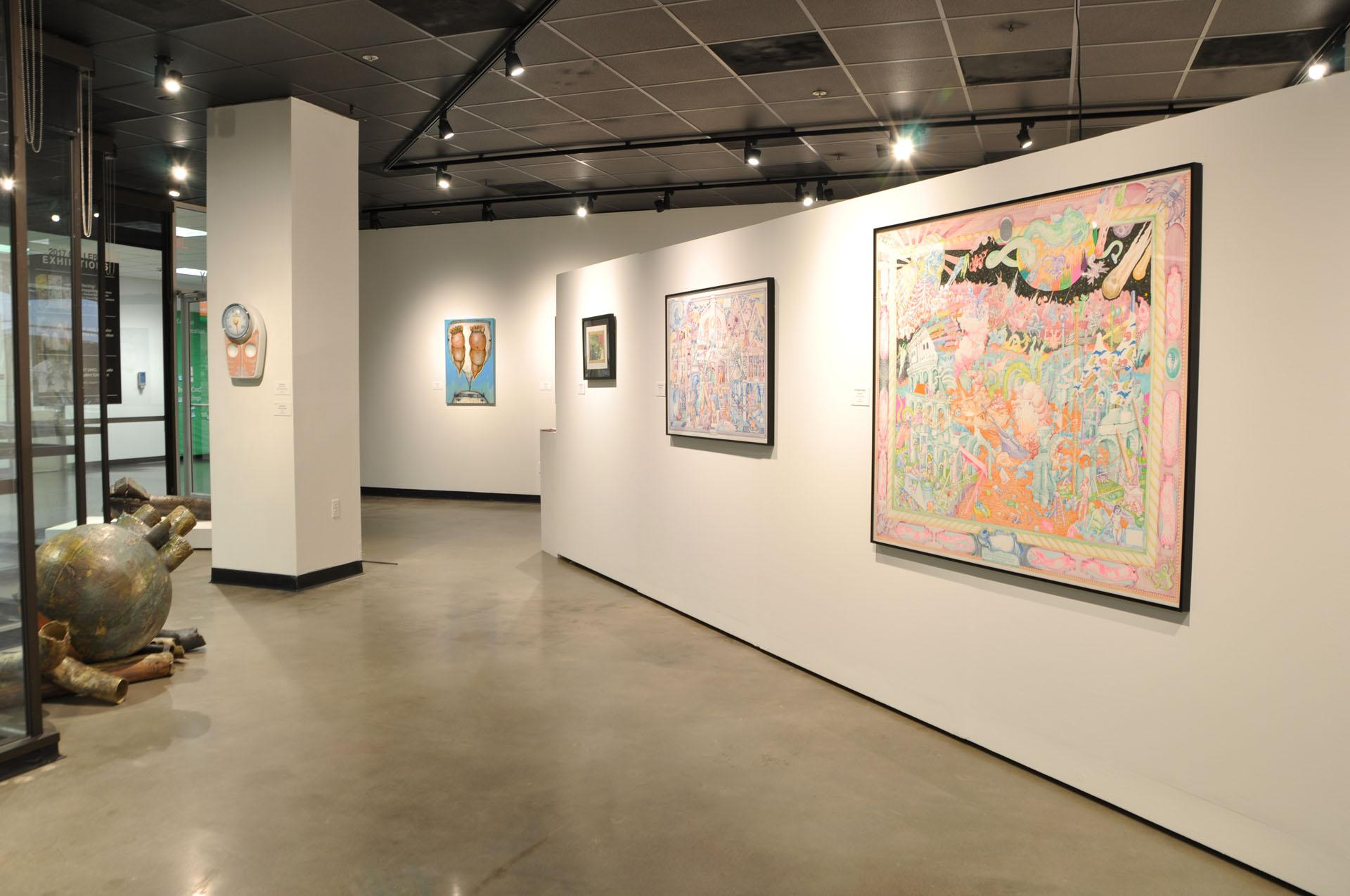 reflecting reimagining selections from glassell school of art