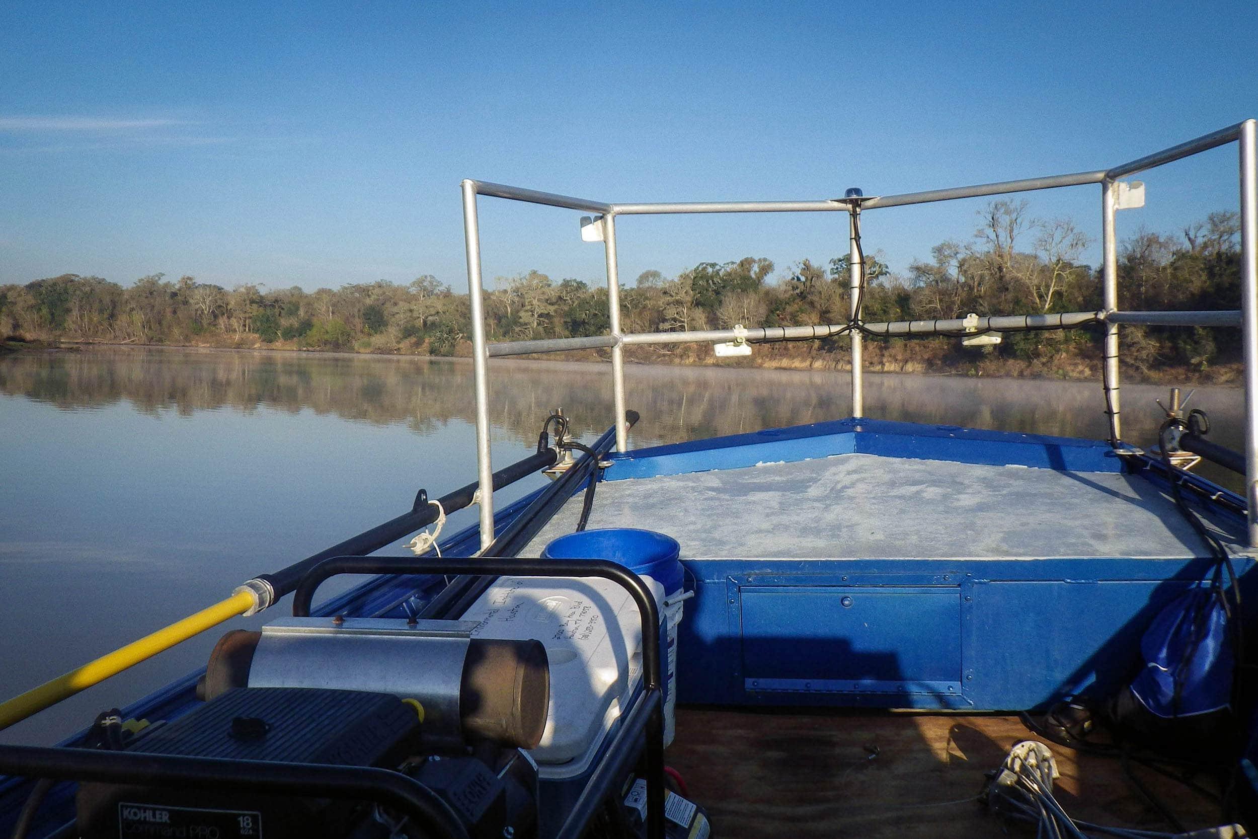 Electroshock Boat