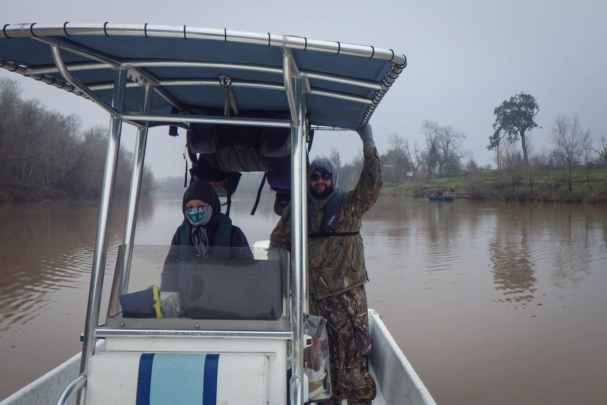 On the Water, Brazos River