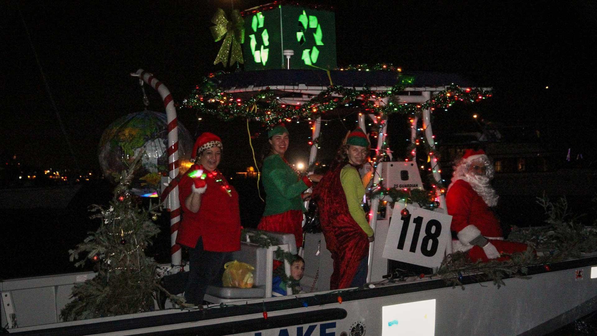 EnviroGreen Christmas Crew