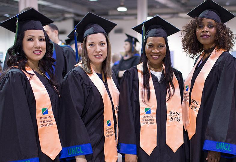 UHCL BSN Graduates